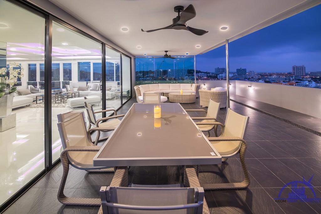 PTK2146 – Contemporary Style Penthouse Pratumnak