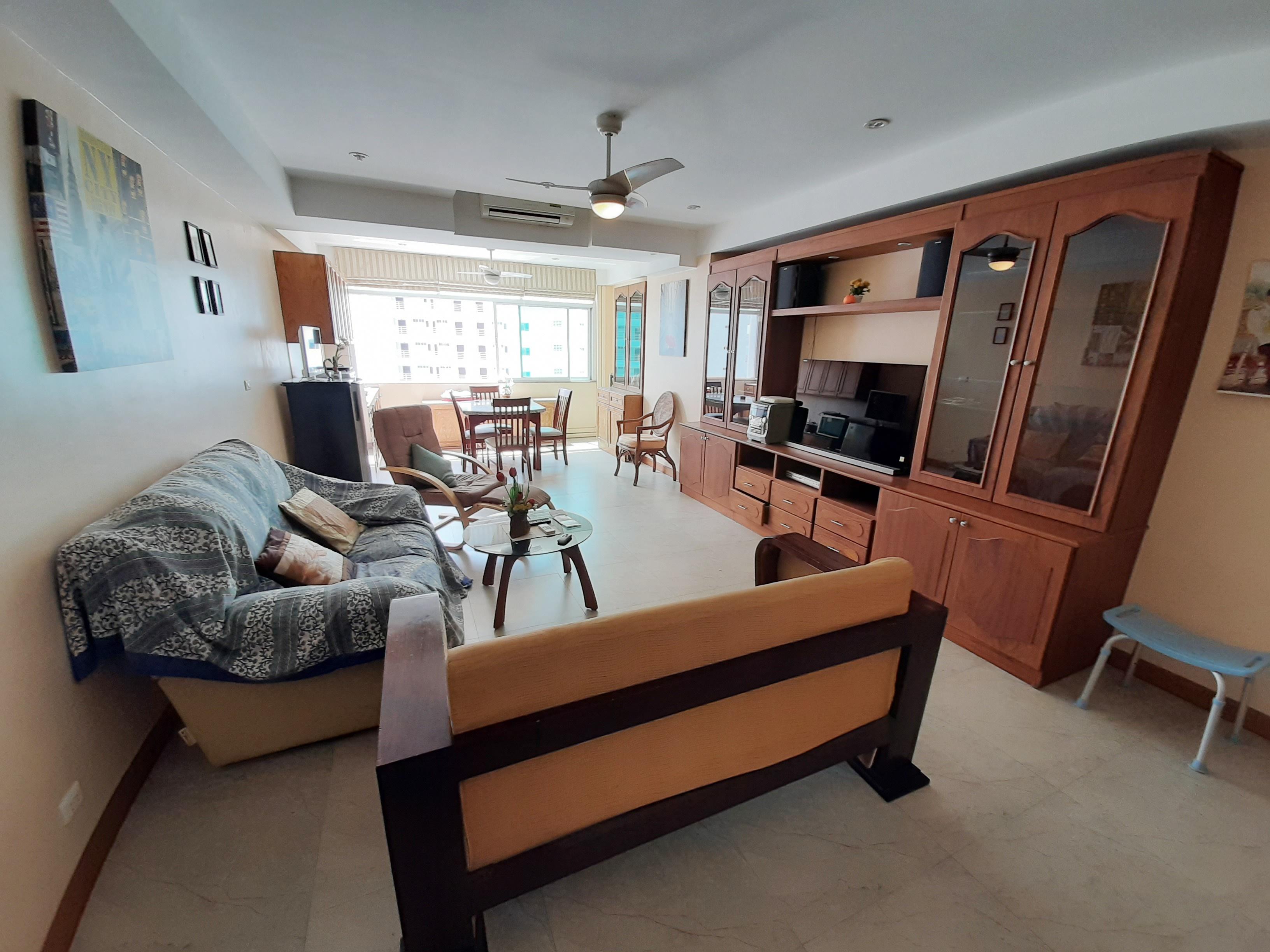 JT2176 – Sea View 1 Bedroom
