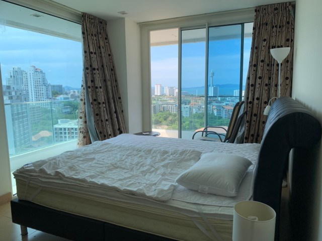 PK2202 – One Bedroom Corner Unit Sea View