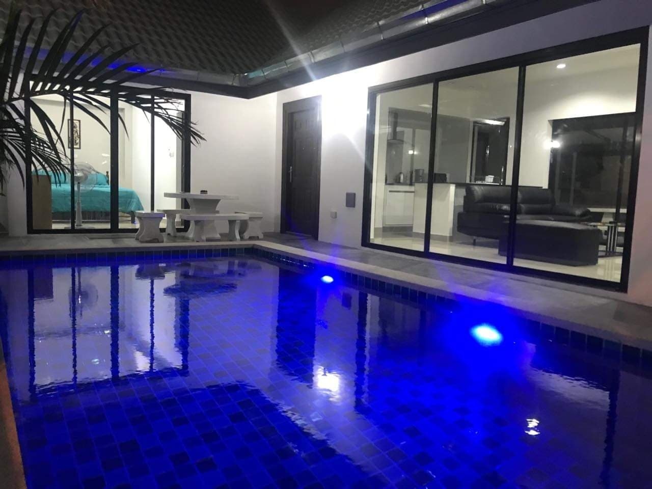 SP2226 Nice 4 bedrooms pool villa