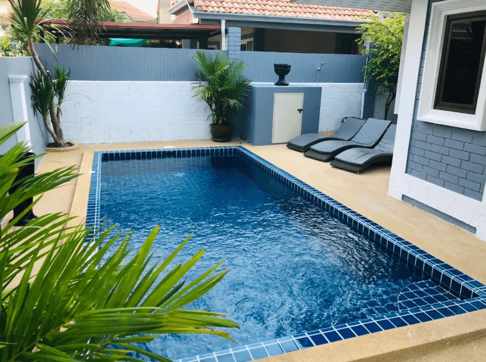 JT2255- Pool Villa 3 Bedrooms 2 Bathrooms