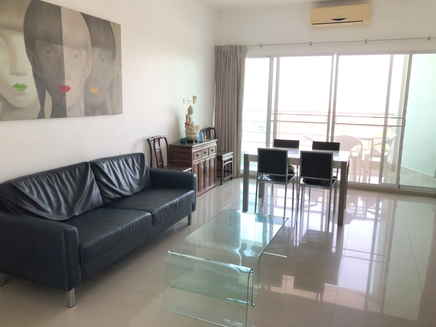 JT2273- 1 Bedroom sea view in View Talay 5