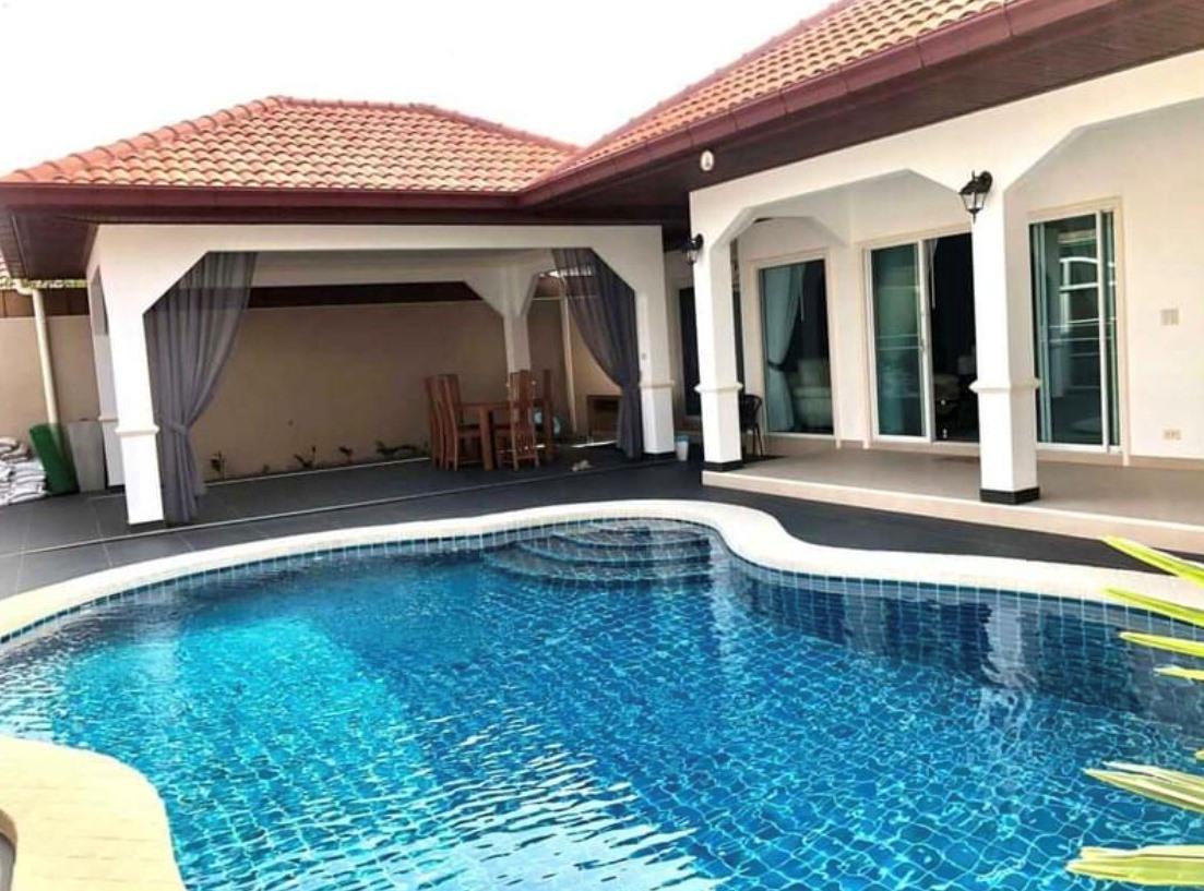 SP2277-Pool villa Ekmongkol village