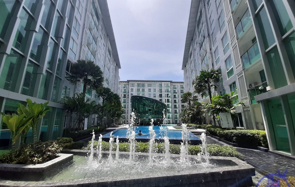 CP2285-1 bedroon condo in City Center Residence