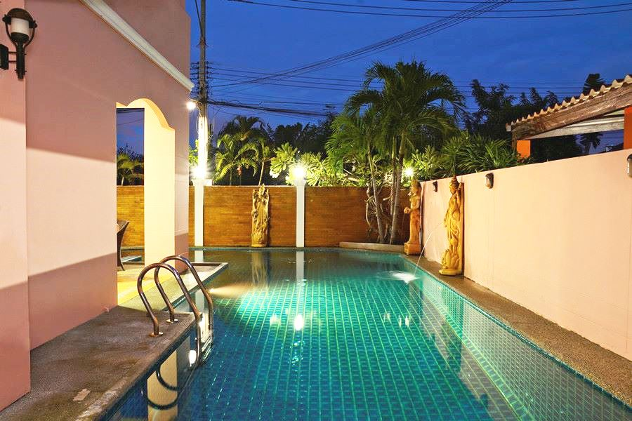 JT2289- Pool Villa for sale in View Point village